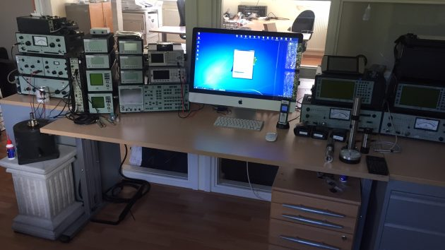 Calibratie Lab voor geluidmeter en trillingsmeter